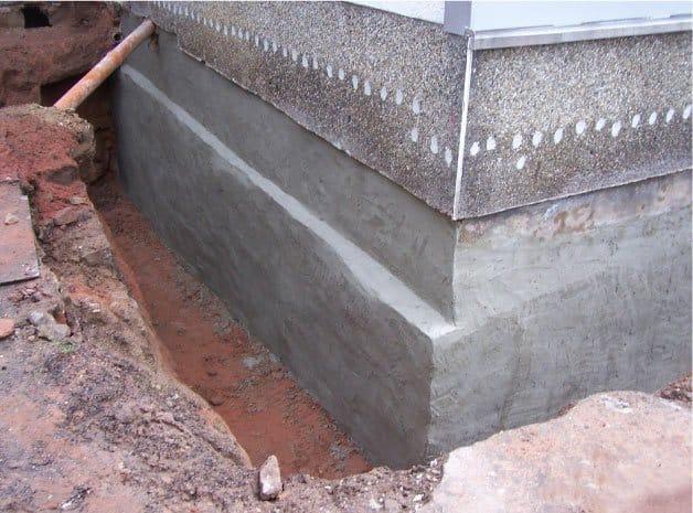 Kellerabdichtung, Bauunternehmen Saarlouis