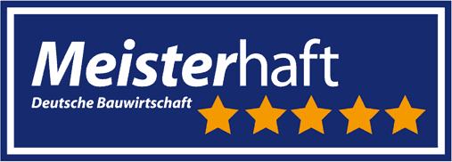 Logo 5 Sterne Meisterhaft