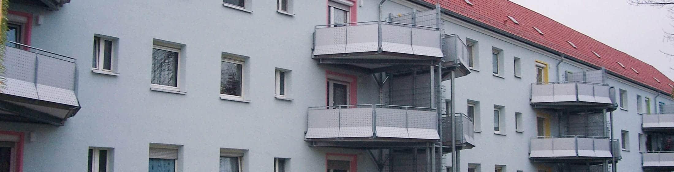 Balkon Terrassensanierung Bauunternehmen Bannwegbau