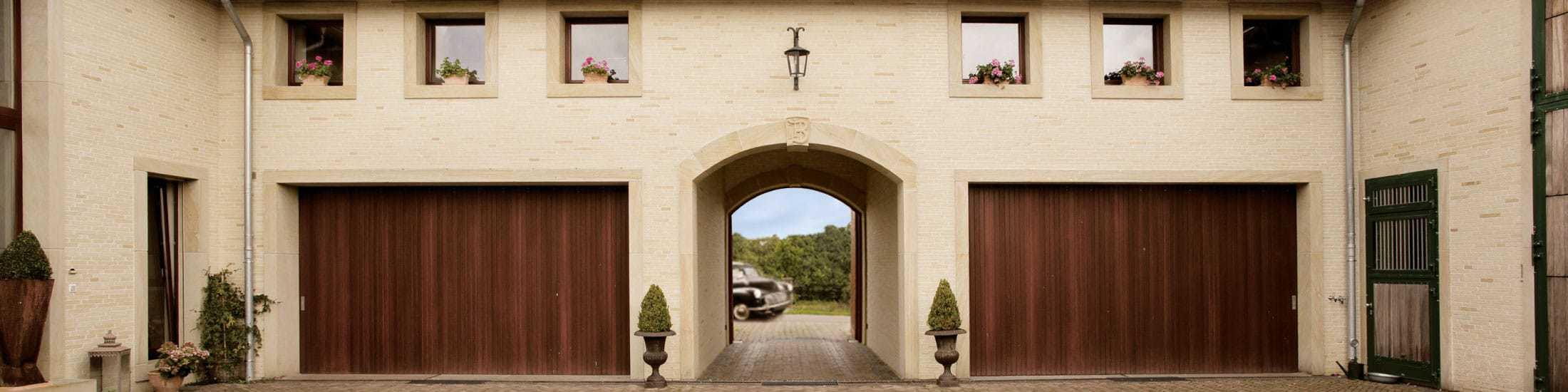 Fassaden aus Natursteinen, BannwegBau Saarlouis