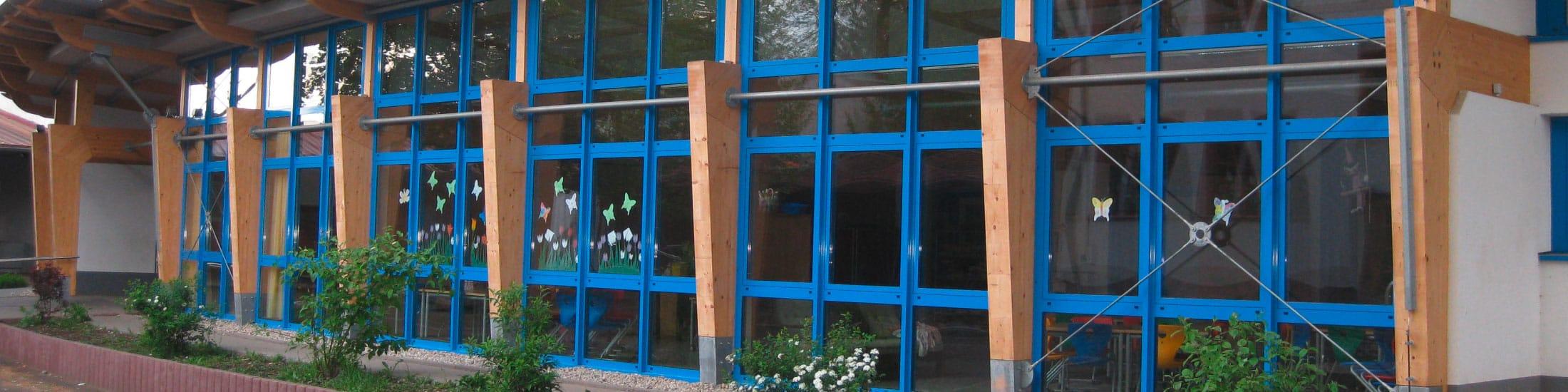 Objektbau, Gewerbebau Bauunternehmen Saarlouis