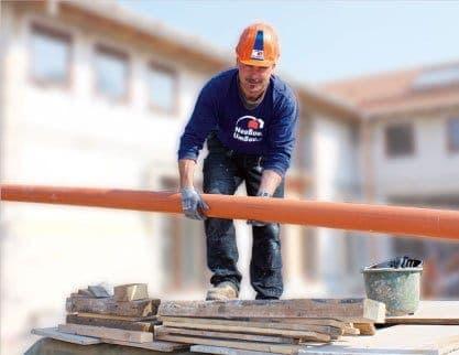 Praktikum, Bauunternehmen Bannwegbau Saarlouis