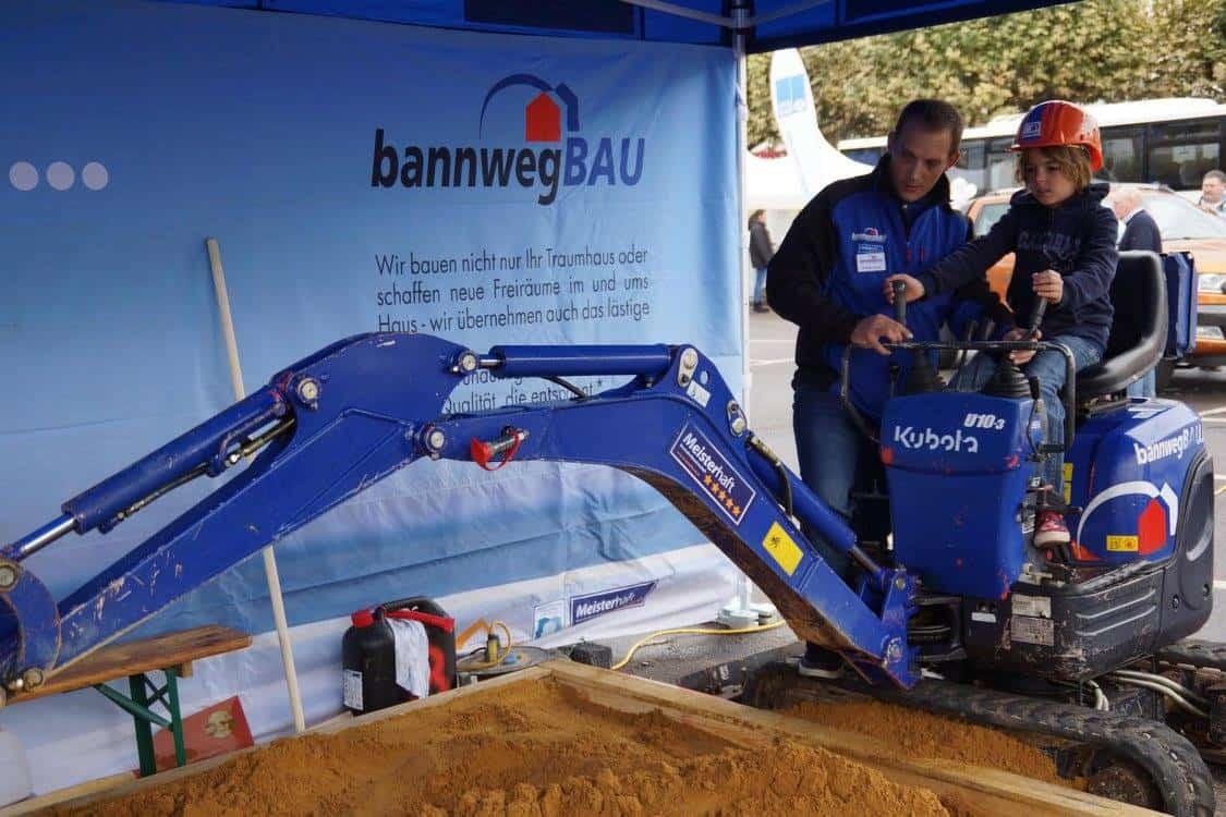 Mukoviszidose e.V., Soziales Engagement BannwegBau GmbH