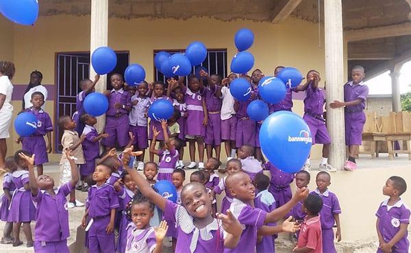 Soziales Engagement, Furman Foundation School, Ghana