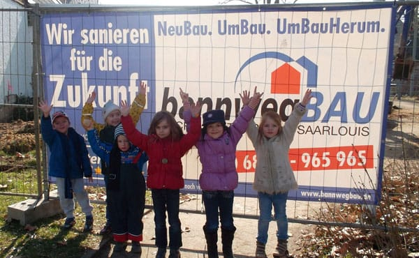 Soziales Engagement, KITA Fraulautern St. Josef