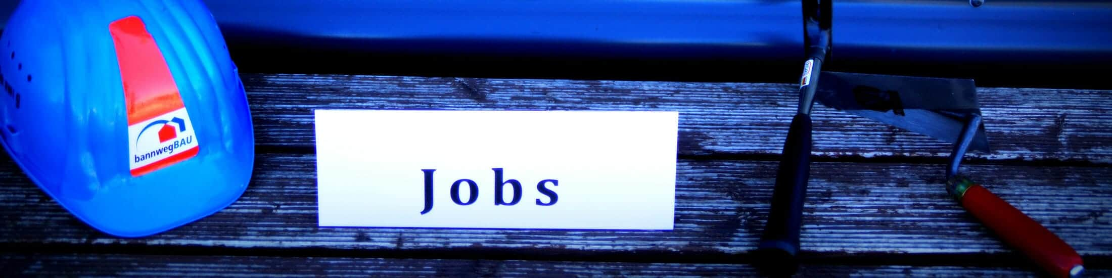 Jobs im Bauunternehmen BannwegBAU Saarlouis
