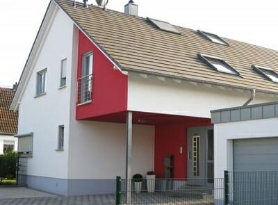 Neubau von Ein- und Mehrfamilienhäuser
