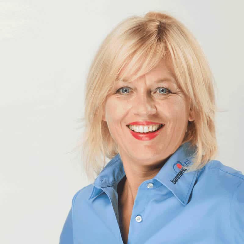 Barbara Bannweg, Bürokauffrau bannwegBAU GmbH Saarlouis