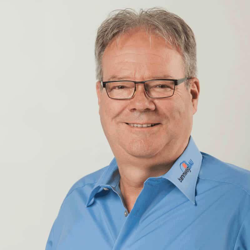 Karlheins Bannweg, Geschäftsführer bannwegBAU GmbH Saarlouis