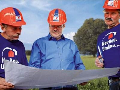 Bauunternehmen Saarland Team