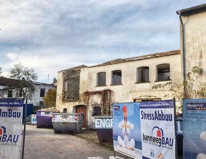 Ein- und Mehrfamilienhäuser, Bauunternehmen Bannwegbau Saarlouis